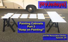 News 2, Painting Cabinets, Rv, Learning, Youtube, Motorhome, Caravan Van, Study, Youtubers