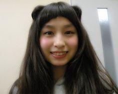 トミタ栞 これはぱっつんなのか??はさておきとりあえず。