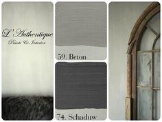 L'Authentique Paints & Interior