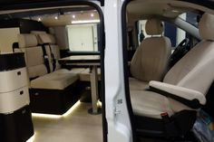 Mercedes CDi Jules Verne 2.2L 136hp WESTFALIA | Top Auto, sale of used vans in Clermont-Ferrand