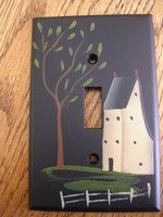 HandPainted Light Switch Covers