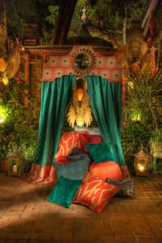 Eye For Design: Decorating Moroccan Style.Elegant and Exotic