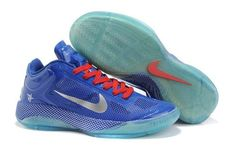 super popular e92a5 7f4bb Nike Zoom Hyperfuse Low 2010 Shoes All Star Pack Drenched Blue White