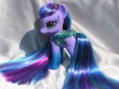 Darkhorse Custom - ***BELLES COULEURS*** G4 Fashion Style Pony