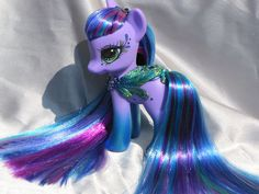 Darkhorse Custom - ***BELLES COULEURS*** G4 Fashion Style Pony