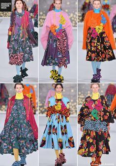 London Graduate Fashion Week 2017 - Print & Pattern Highlights | Patternbank