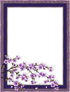 Roxo Quadro Flor