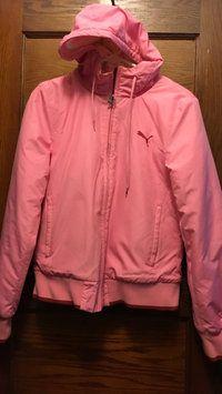 92e959b4c87db letgo - Puma Ladies Spring hooded jacket in Graceland