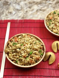 Forget ordering takeout and make your own Instant Pot Fried Rice that tastes better than takeout! Thisfried rice in your instant pot is a straightforward recipe that gives your takeout flavors in under 10 minutes to make.