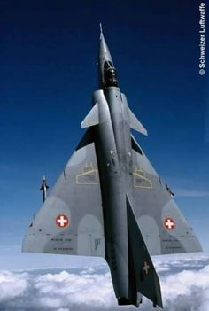 Fun Fly, Swiss Air, Old Planes, Aircraft Design, Rockets, Military Aircraft, Switzerland, Air Force, Boats