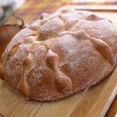 Pan de Muertos
