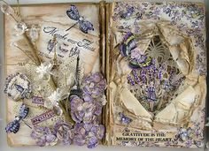 Altered book idea