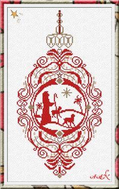 Shepherd Ornament: AAN