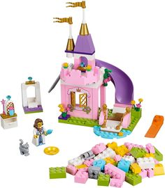 10668 The Princess Play Castle