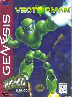 Vectorman Sega Genesis