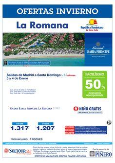 50% Grand Bahía Príncipe La Romana (vuelo a Santo Domingo) salidas desde Madrid ultimo minuto - http://zocotours.com/50-grand-bahia-principe-la-romana-vuelo-a-santo-domingo-salidas-desde-madrid-ultimo-minuto/