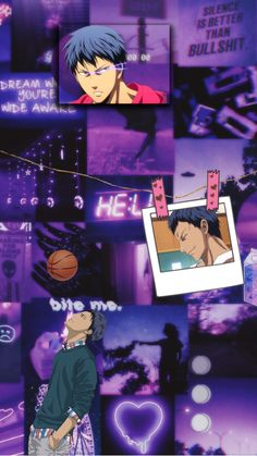 Manga Anime One Piece, Silence Is Better, Basketball Anime, Animes Wallpapers, No Basket, Aesthetic Wallpapers, Anime Guys, Iphone Wallpaper, Otaku