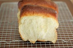 """Since I've been working with the Tangzhong method a lot, I decided to revisit the milk bread which was the first recipe I tried, which you can read about here. As a brief summary, the """"tangzhong"""" method was created by a chinese woman, Yvonne Chen, who calls herself the bread doctor, wrote a book which …"""