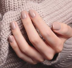 Installation of acrylic or gel nails - My Nails Classy Nails, Simple Nails, Trendy Nails, Neutral Nails, Nude Nails, My Nails, Beige Nail, Acrylic Nails, Perfect Nails