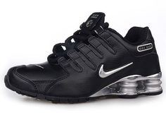 Chaussures Nike Shox NZ Noir/ Argent [nike_12059] - €49.92 : Nike Chaussure Pas Cher,Nike Blazer and Timerland  http://www.facebook.com/pages/Chaussures-nike-originaux/376807589058057