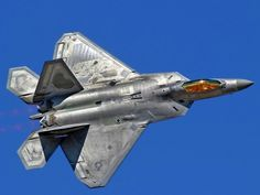 F22-Raptor HD Wallpaper - Jet Fighters Wallpapers