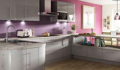 Sofia pewter kitchen house pinterest for Kitchen 0 finance wickes