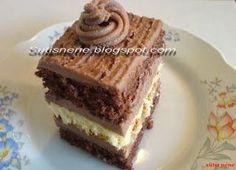Sütis néne sütödéje: Zala kocka Cake Bars, Tiramisu, Food And Drink, Cookies, Ethnic Recipes, Sweet, Blog, Hungary, Drinks