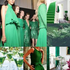 The Scout Guide Tampa Bay: Color Story: Green What can we say about the color...