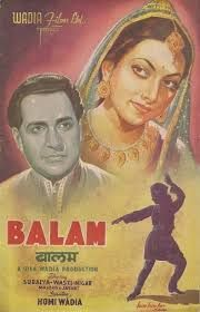 1949-Balam moview poster