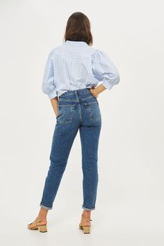 Topshop revealed that this one denim style is extra flattering—and you can snag the look for just $70.