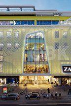 Klomfar Architektur Fotografie, Shoppingcenter Gerngross, LOVE architecture and urbanism, Wien, Wien