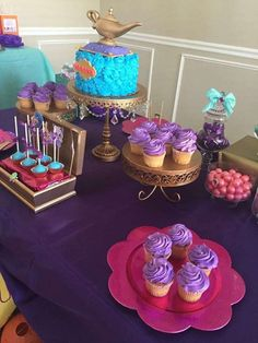 Shimmer Shine Party Birthday Party Ideas | Photo 2 of 9