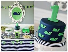 Image result for whale birthday party