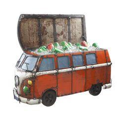 EEIEEIO Recycled Oil Drum Furniture  - Kool Kombi Outdoor Furniture from Earth Homewares