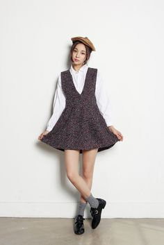 Tweed Mini Dress – Filthy Magic