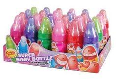 Candyman Super Baby Bottle 24 Stuks-Online snoepwinkel