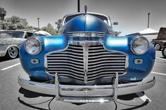 1941 Chevy Coupe by Noah M, via Flickr
