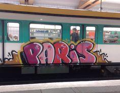Graff - Paris