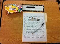 Spectacular 2nd Grade: Meet the Teacher Night