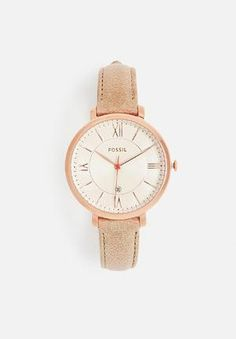 Ladies Watches - Explore the full range of Women watches online in South Africa. Choose women wrist watch from top brands like Fossil, Casio & more. Fossil Jacqueline Watch, Watches Online, Casio, Bracelet Watch, Bracelets, Accessories, Shopping, Women, Bracelet