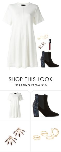 """""""Untitled #1009"""" by h1234l on Polyvore featuring Proenza Schouler, Dune, MANGO and NARS Cosmetics"""