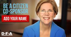 Stand with Elizabeth Warren and DFA on Social Security: Become a citizen co-sponsor of the SAVE Benefits Act | Democracy For America
