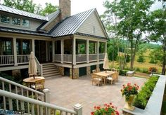 "Tour the Fox Hill, A Beautiful ""Southern Living"" Plan Home"