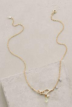 Songbird Necklace | Anthropologie - $68