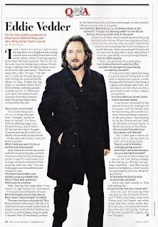 Rolling Stone Interview...6/2011
