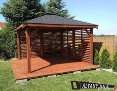 Gazebo, Pergola, Garden Office, Backyard Patio, Terrace, Deck, Exterior, Outdoor Structures, Home