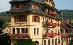 → Touring Hôtel Clos des Sources | Hôtel spa alsace | Hôtel 3 etoiles Colmar