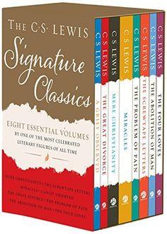 The C. S. Lewis Signature Classics: Mere Christianity, The