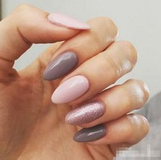 you should stay updated with latest nail art designs, nail colors, acrylic nails, coffin… - stiletto nails Different Nail Designs, New Nail Designs, Acrylic Nail Designs, Different Colour Nails, Pedicure Designs, Pink Gel Nails, Matte Nails, Diy Nails, Gel Manicure