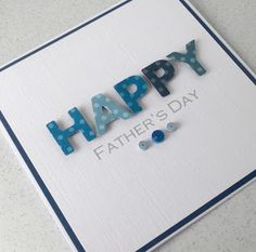 Paper Daisy: Happy Father's Day